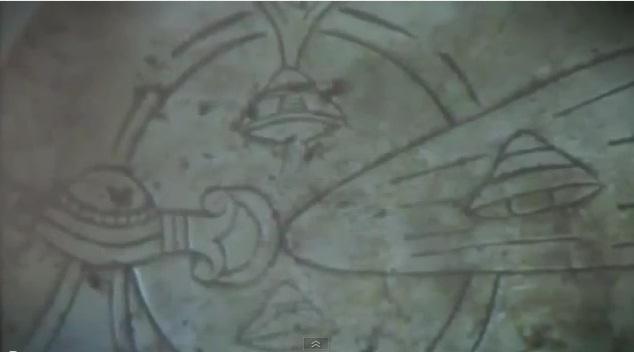 Presentan prueba que podría demostrar contacto de los mayas con extraterrestres Artefactos-mayas